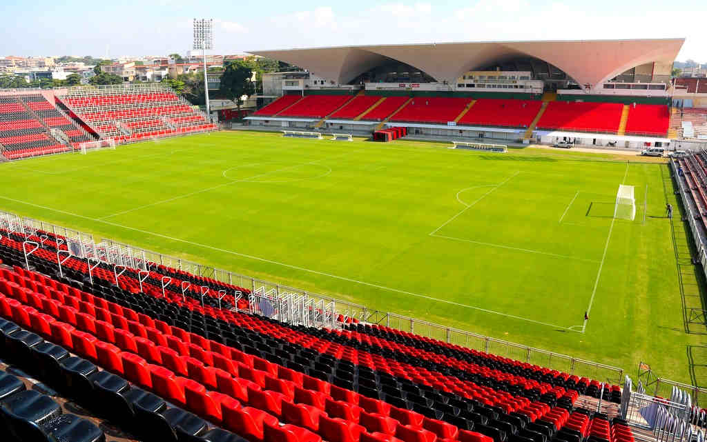 Flamengo usará Grama Celebration na Arena da Ilha - Itograss